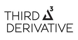 third derivative – d3 – icon